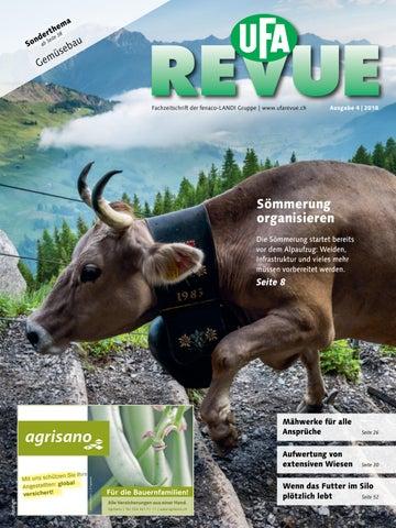 UFA Revue 04/18 By Fenaco Genossenschaft   Issuu
