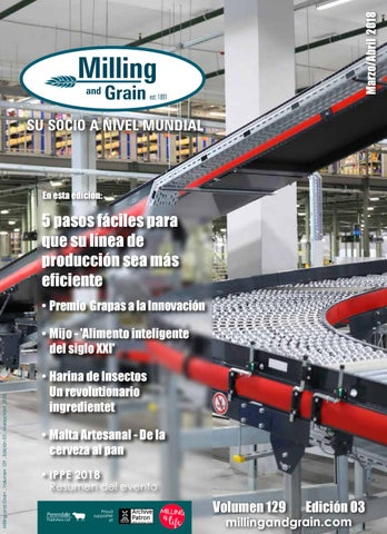 SPANISH LANGUAGE EDITION - Milling and Grain - Issue 2 cc0ad74b7d25