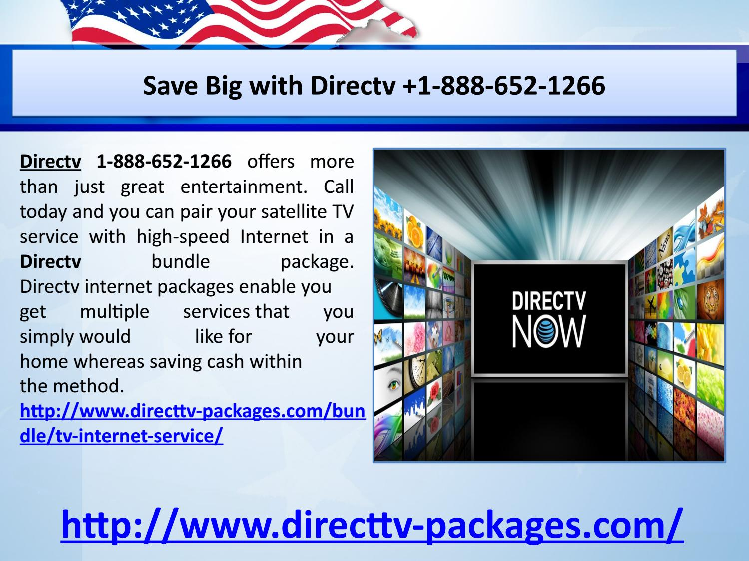 Does Directv Have Internet Service >> More Entertainment Options With Direct Tv 1 888 652 1266 By