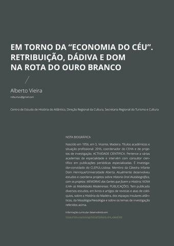 """Page 150 of Em Torno da """"Economia do Céu"""". Retribuição, Dádiva e Dom na Rota do Ouro Branco"""
