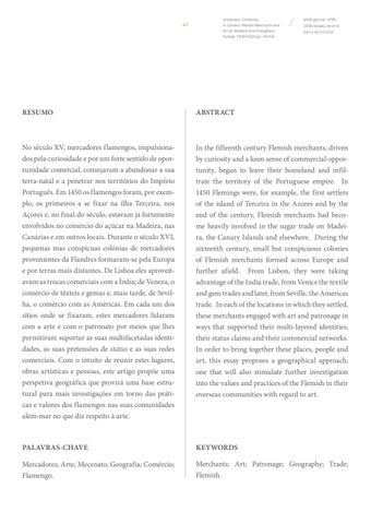 Page 41 of In Context: Flemish Merchants and Art on Madeira and throughout Europe, 1450-1650