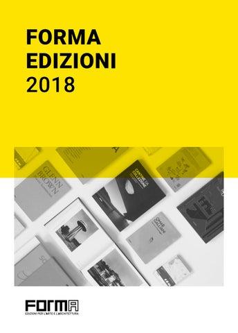 Catalogo Forma Eng By Forma Edizioni Issuu