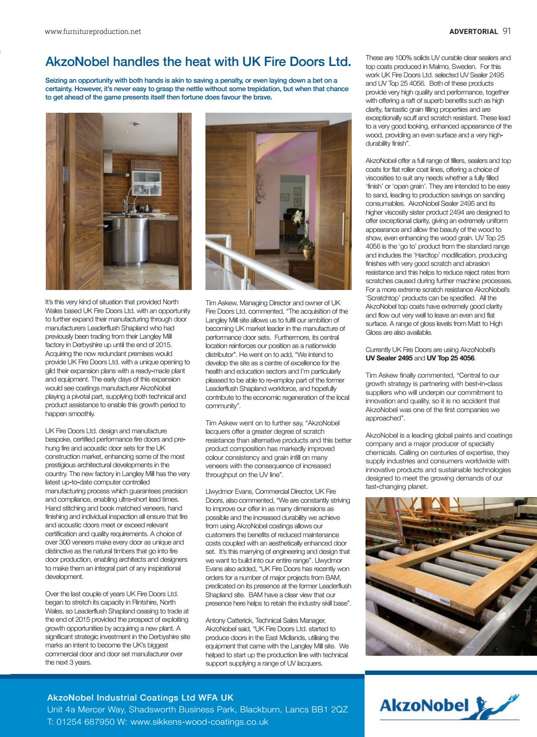 Furniture & Joinery Production #283 by Gearing Media Group