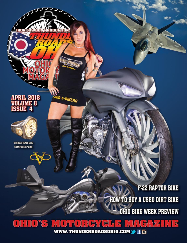 Thunder Roads Ohio April 2018 by Thunder Roads Ohio Magazine - issuu