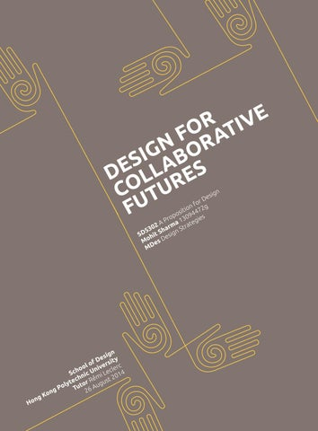 Holistic marketing management volume 8 issue 1 year 2018 by cover of design for collaborative futures fandeluxe Gallery