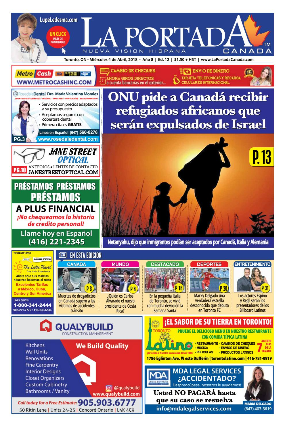 9e4fe07acf 2018 12 laportada 4 april 2018 by Comercio Latino - issuu