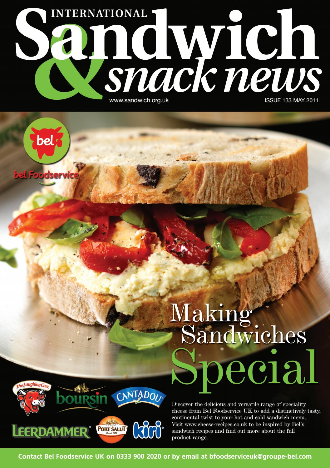 Sandwich & Snack News - Issue 133 by jandmgroup - issuu