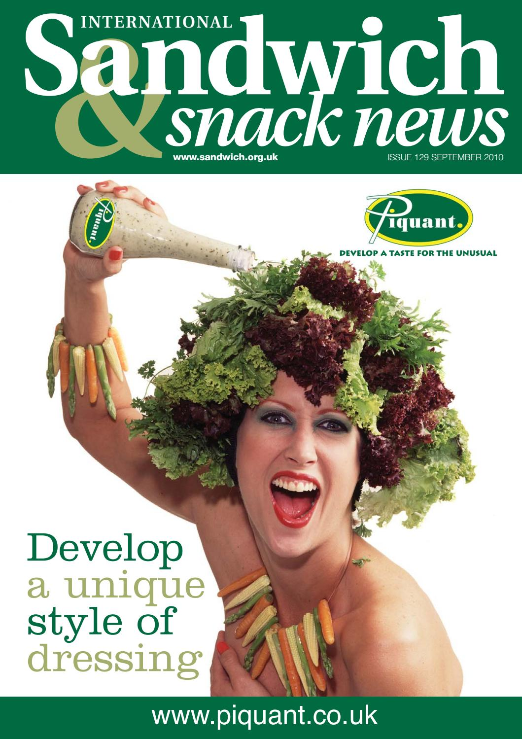 1d5eb1a8 Sandwich & Snack News - Issue 129 by jandmgroup - issuu