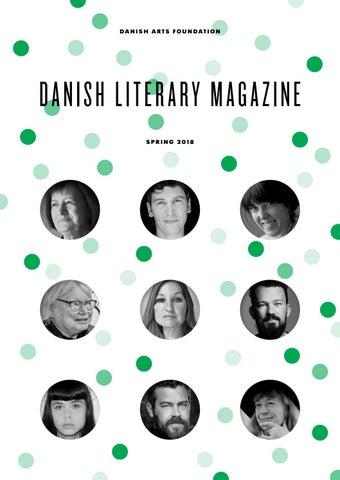 Danish Literary Magazine Spring 2018 By Slots Og