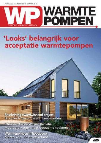 Warmtepompen Nr22018 By Bb Vakmedianet Issuu