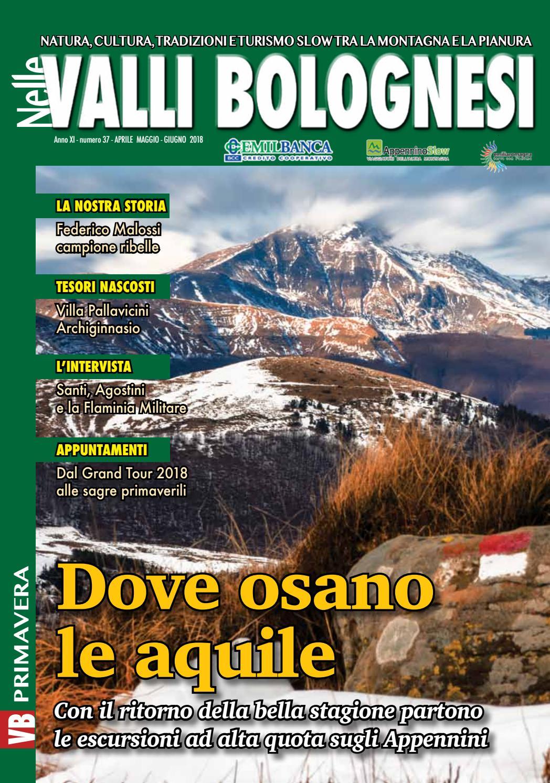 Nelle Valli Bolognesi - primavera 2018 by EmilBanca - issuu ea0a2168f07