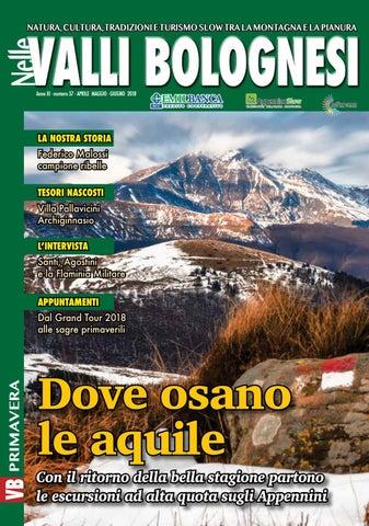 Nelle Valli Bolognesi - primavera 2018 by EmilBanca - issuu 5c38613aa39