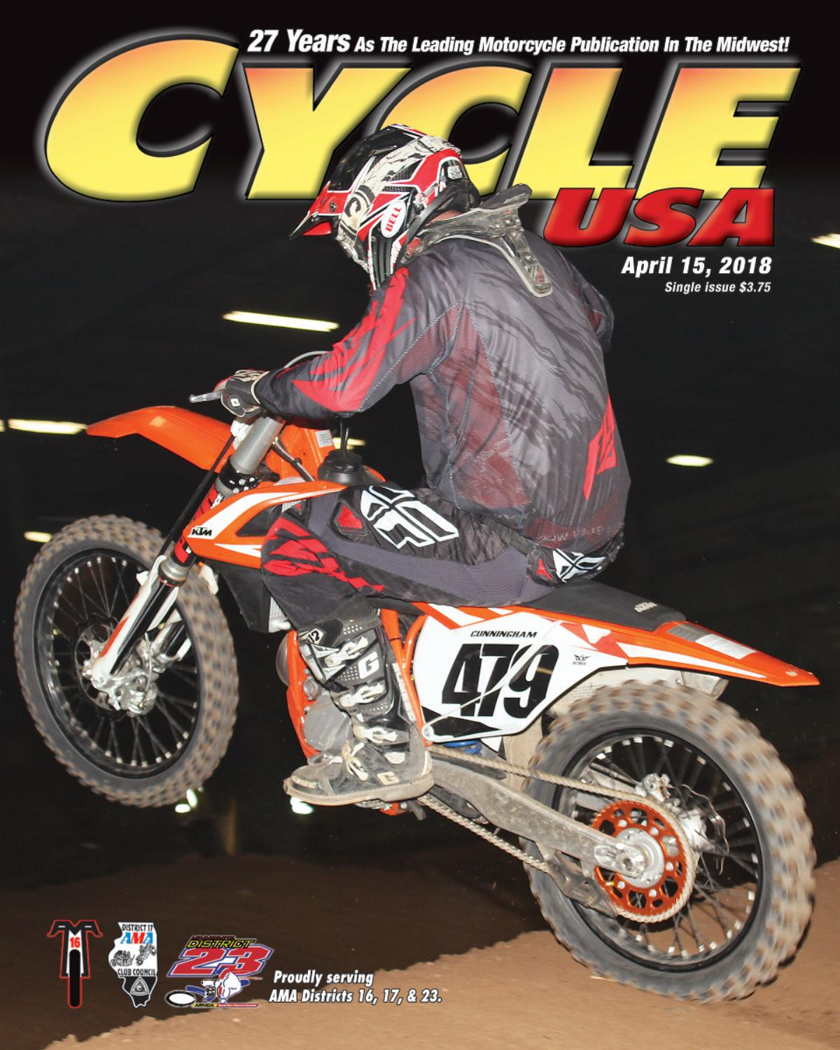 Cycle USA April 2018 by Cycle USA - issuu