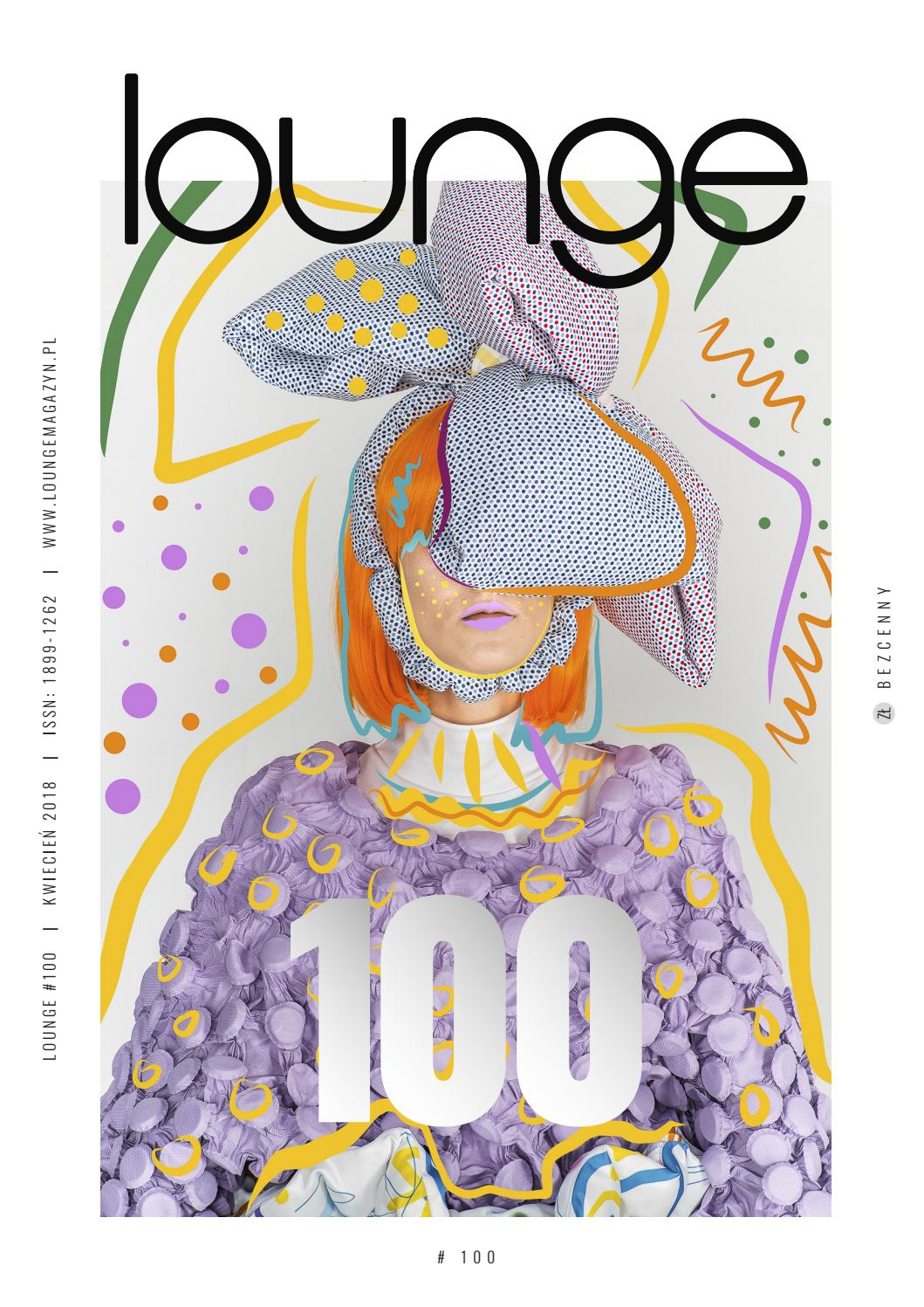 Lounge No 100 April 18 By Lounge Issuu