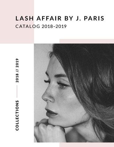 7ee84bf06b1 Lash Affair Catalog 2018 // 2019 by Lash Affair by J. Paris - issuu