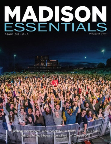 Holiday Magic On Lake Wingra Pickup >> Madison Essentials May June 2018 By Towns Associates Issuu
