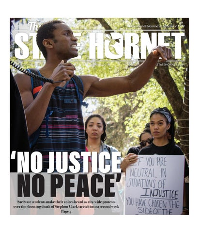 The State Hornet — Issue 24 — April 4, 2018 by The State Hornet - issuu