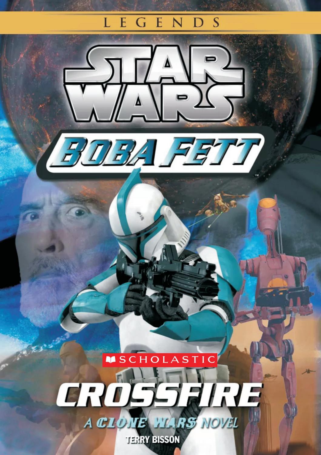 Star Wars Galactic Heroes Rare Boy Boba Fett  Kamino