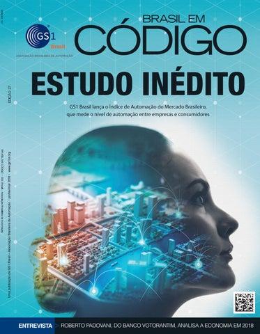 ea4d57cec Revista Brasil em Código 27ª Edição by GS1 Brasil - issuu