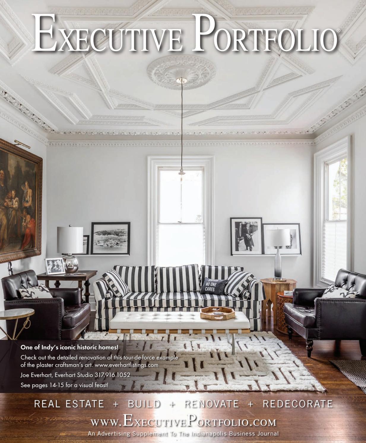 Executive Portfolio Vol 7 Iss 3 By Blue Heron Publications