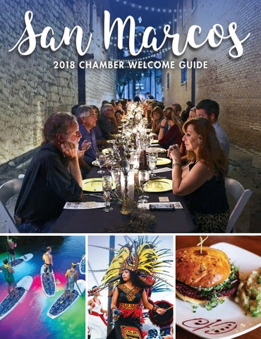 San Marcos 2018 Chamber Welcome Guide by Digital Publisher - issuu 961ddcdf8ca74