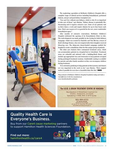 HWS ~ Health, Wellness & Safety Magazine Volume 9 Issue 2 by
