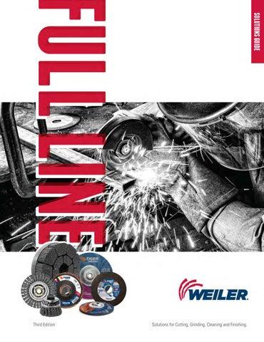 WEILER Steel Single Spiral Tube Brush 1//2 in Diameter 0.006 in Bristle Diameter 8 in Length 21097