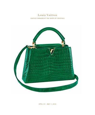 Page 2 of Louis Vuitton Exotics Caravan