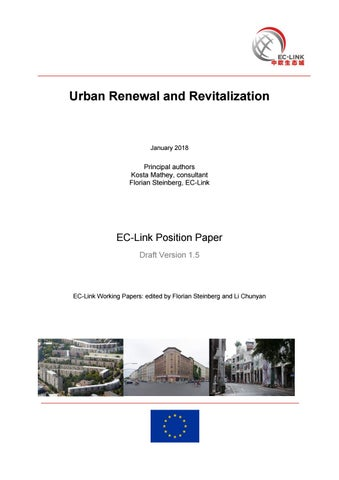 7 burban renewal and revitalization ec link (7 urr23 012018) by ...