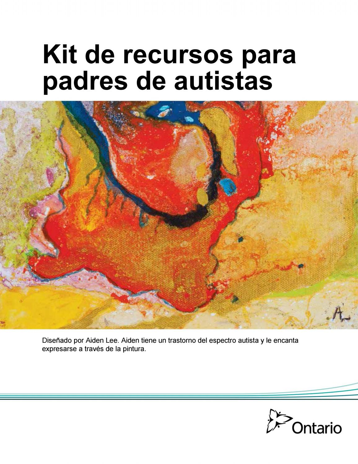 Autism parenting Kit (Spanish) by Rebecca Sarfatti - issuu