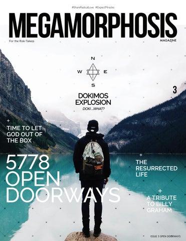 Issue 3 - April 2018 by Megamorphosis Magazine - issuu