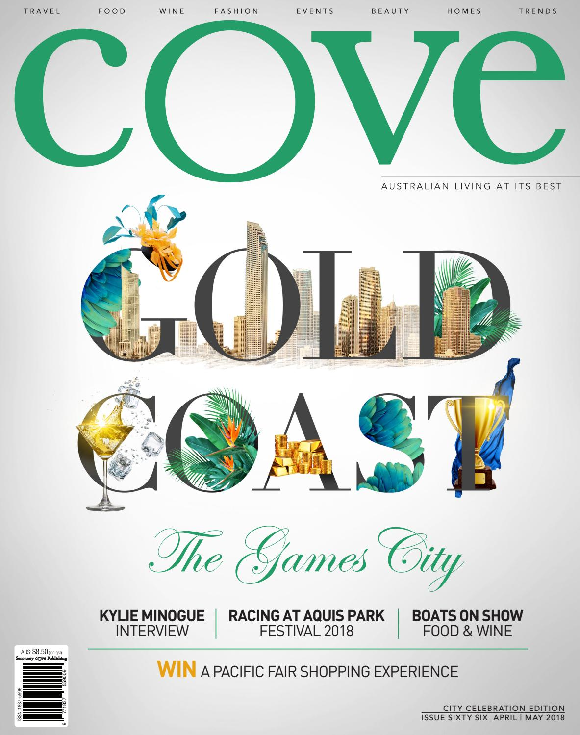 d5a80bc3c7c The Cove Magazine by The Cove Magazine - issuu