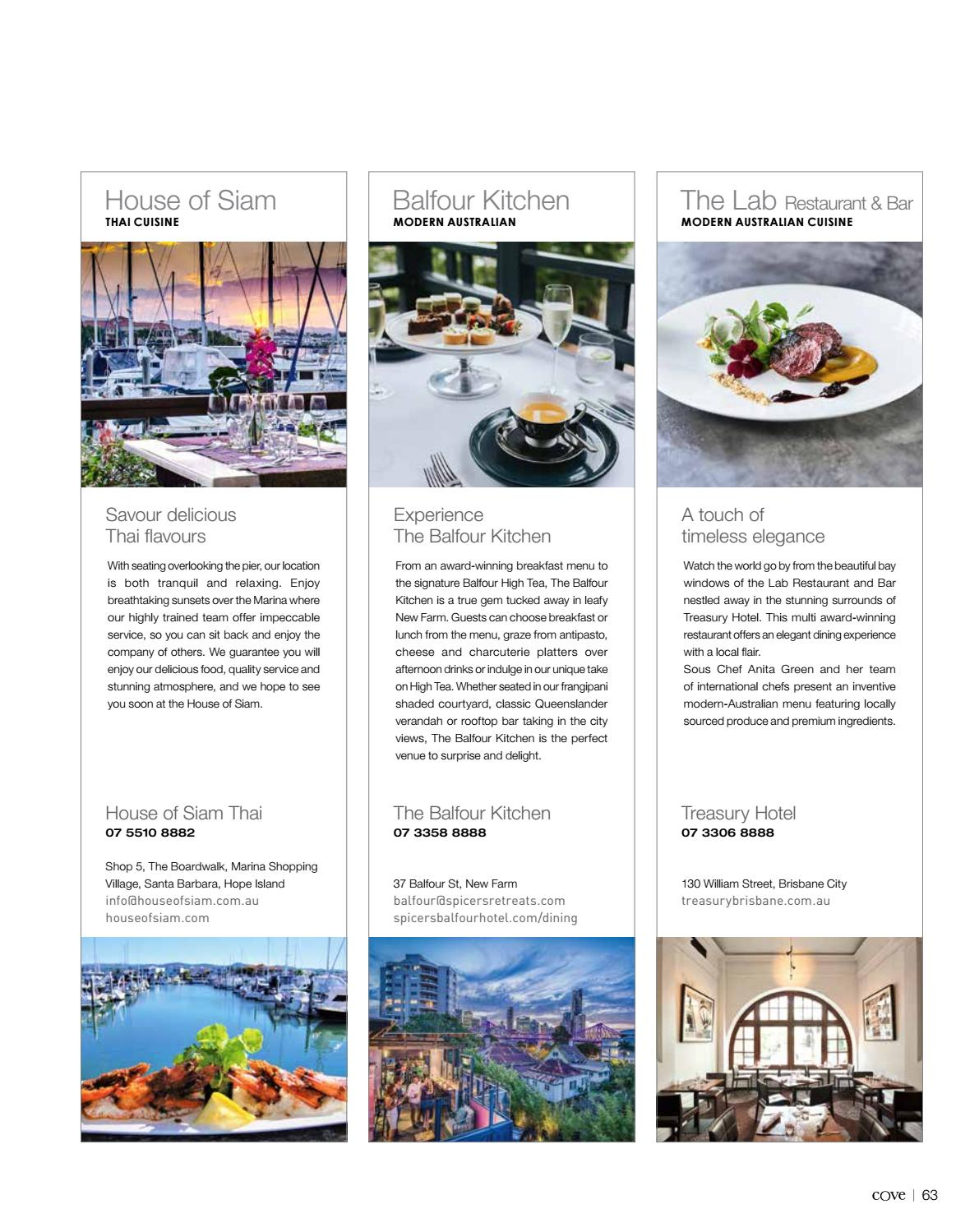 The Cove Magazine by The Cove Magazine - issuu