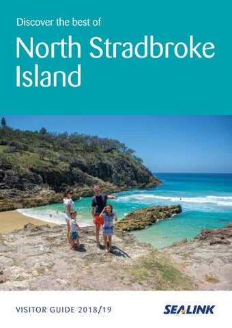 a0eb5402a40 North Stradbroke Island Visitor Guide 2018 19 by Vink Publishing - issuu