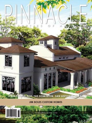 Pinnacle Properties of America: Vol  X, No  1 - Kuper Sotheby's  International Realty