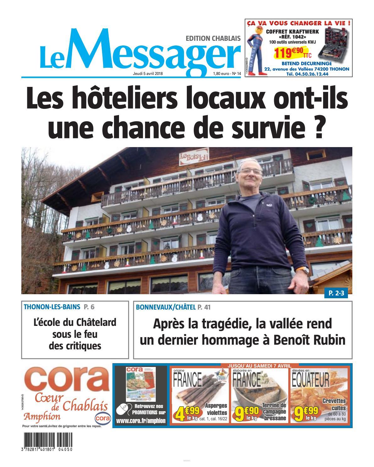 a166cc0e4ece4 Association Léman Nordique by Le messager - issuu