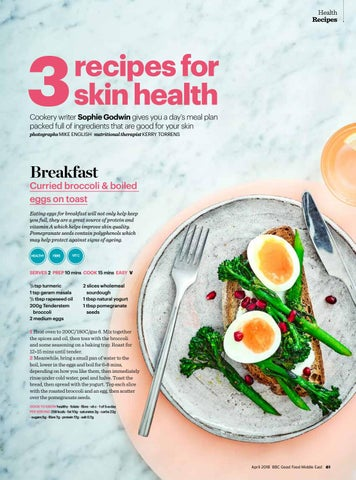 Bbc good food me 2018 april by bbc good food me issuu health recipes forumfinder Choice Image