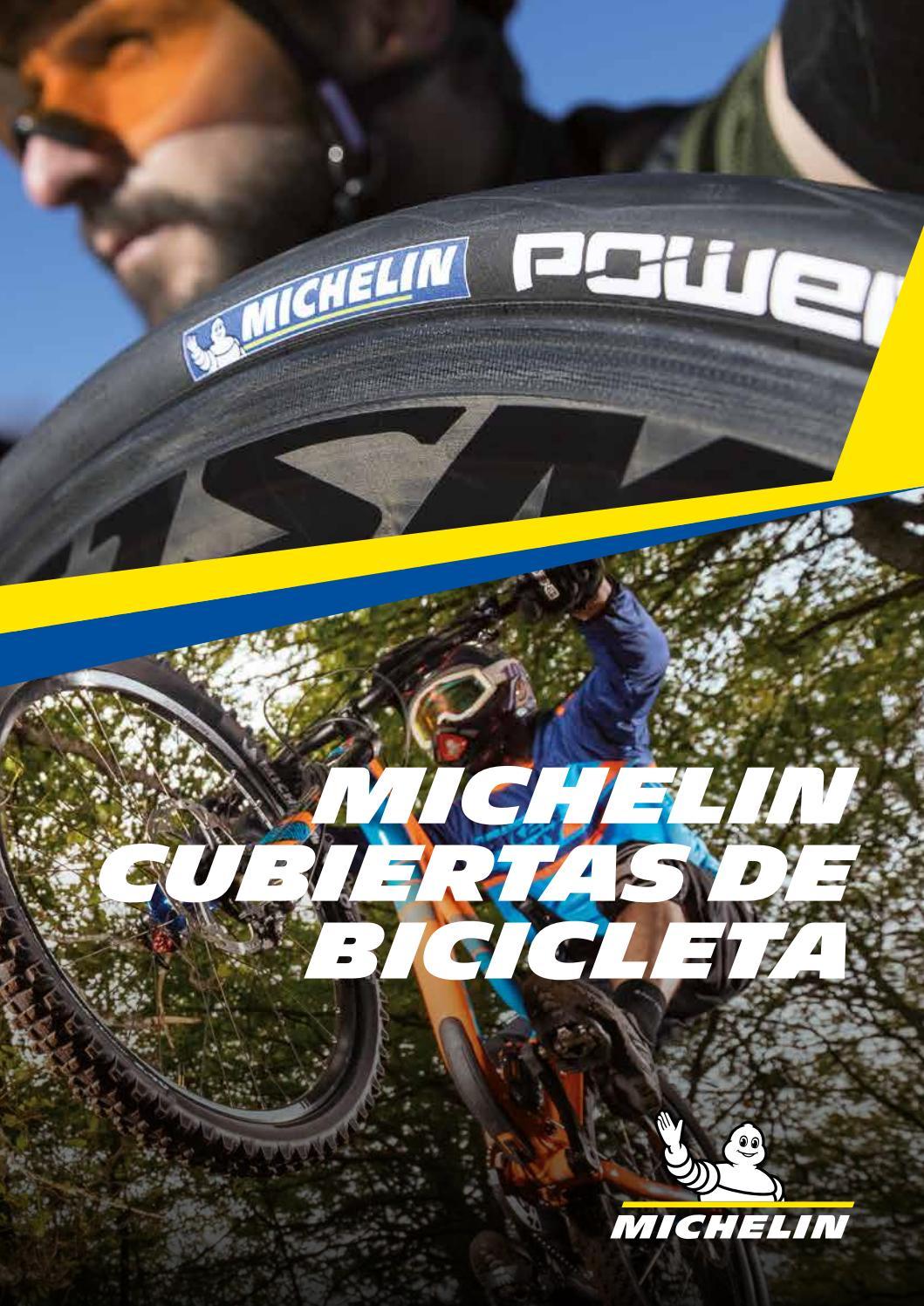 Cubierta de Bicicleta Michelin Protek