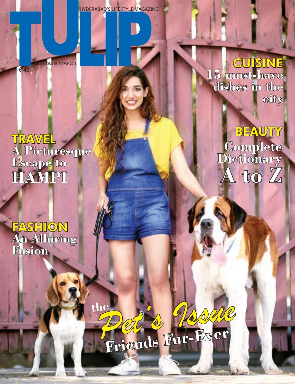 March e-mag 2018 by Tulip Magazine - issuu
