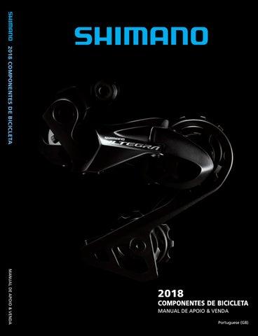 Catalogo SHIMANO produto 2018 by SCVouga - issuu 64454d3adb
