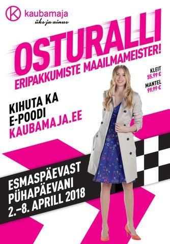 890cbea6974 Osturalli aprill 2018 by Kaubamaja - issuu