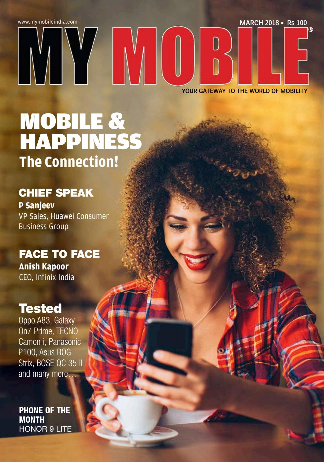 My Mobile Magazine March 2015