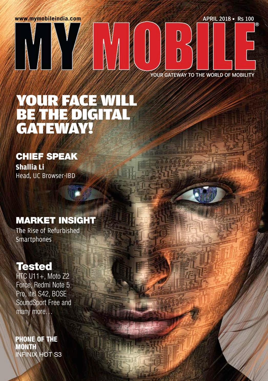 My mobile eMagazine April 2018 by My Mobile - issuu