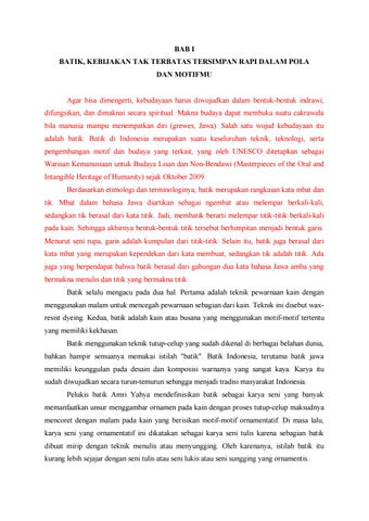 Batik warisan by batikklasik1745 - issuu 35d77092dd