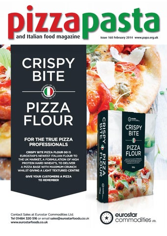 Pizza Pasta Italian Food Issue 160 By Jandmgroup Issuu