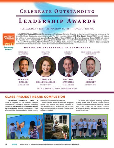 Page 14 of Leadership Sarasota County