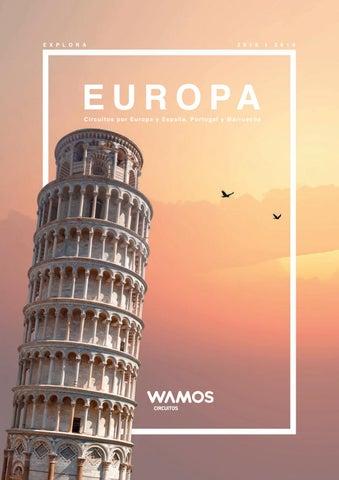 Espana Portugal Y Marruecos Wamos By Panamericana De Viajes Dmc Issuu