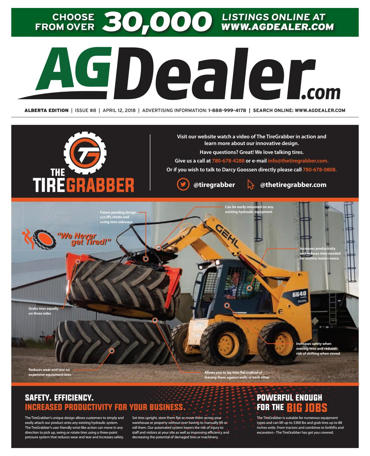 wheel amp deal alberta april 12 2018 by farm business