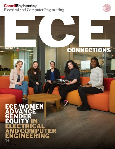 Cornell Ece Connections 20172018 By Cornell University School Of