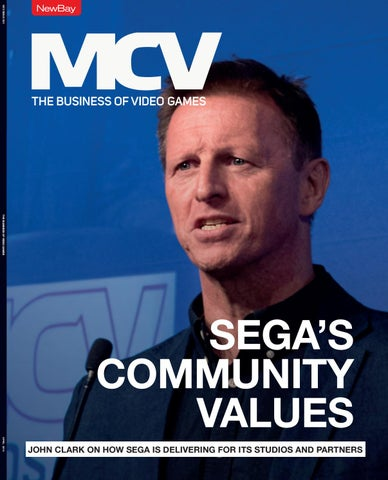 f4b17900c0fc MCV ISSUE 934 THE BUSINESS OF VIDEO GAMES APRIL 2018